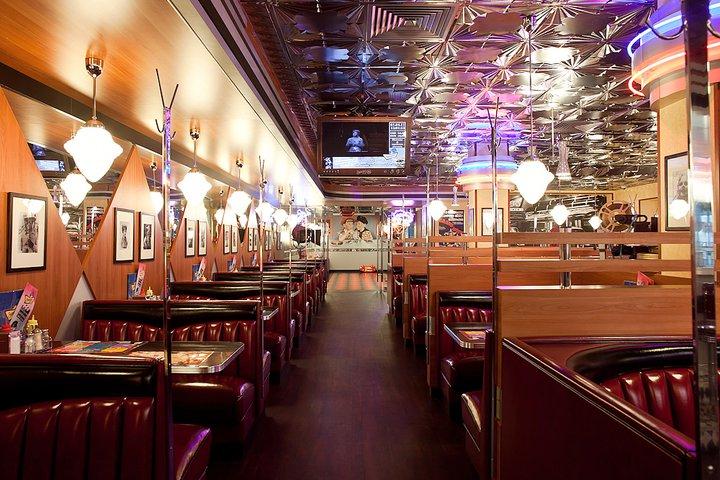Beverly Hills Diner Interior