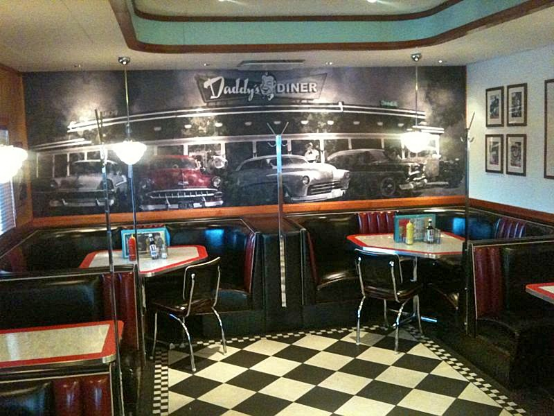 New Retro Design Restaurant Design Services And Products